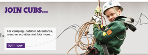 Stoneleigh Cub Scout Group recruitment image